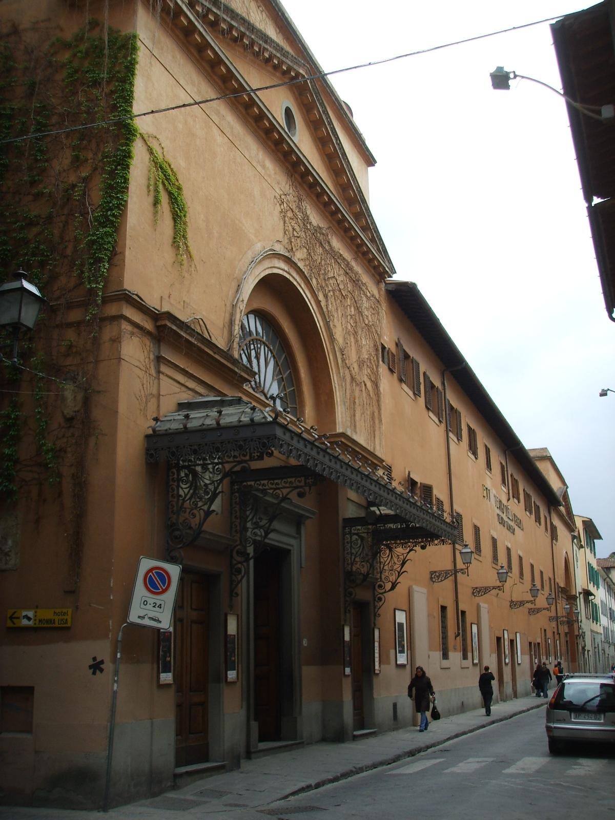Teatro della Pergola  Wikipedia