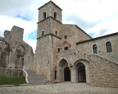Abbey of San Guglielmo al Goleto  Wikipedia