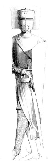 English: Knight Templar