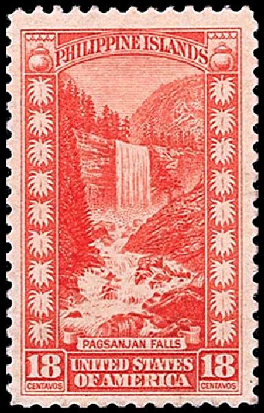 Pagsanjan Falls stamp  Wikiwand