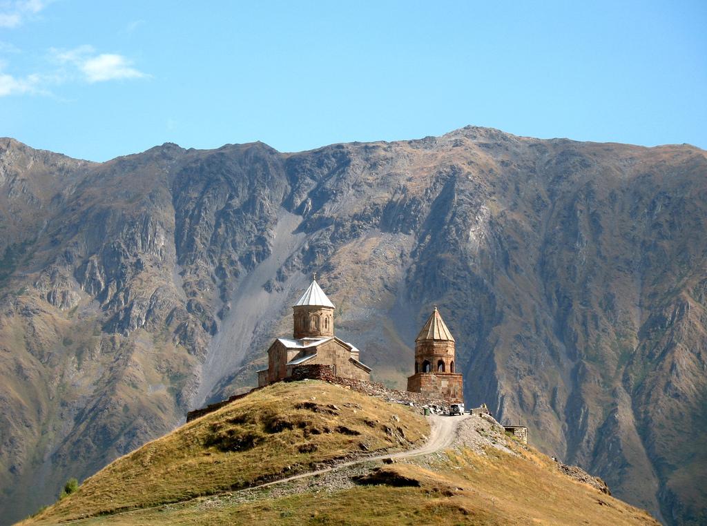 Chiesa della Trinit di Gergeti  Wikipedia