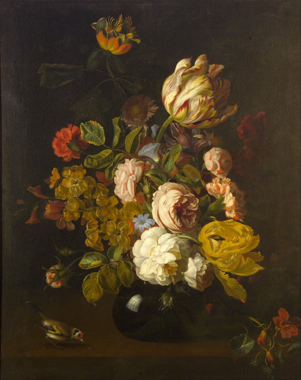 Art Still Life Painting Flowers