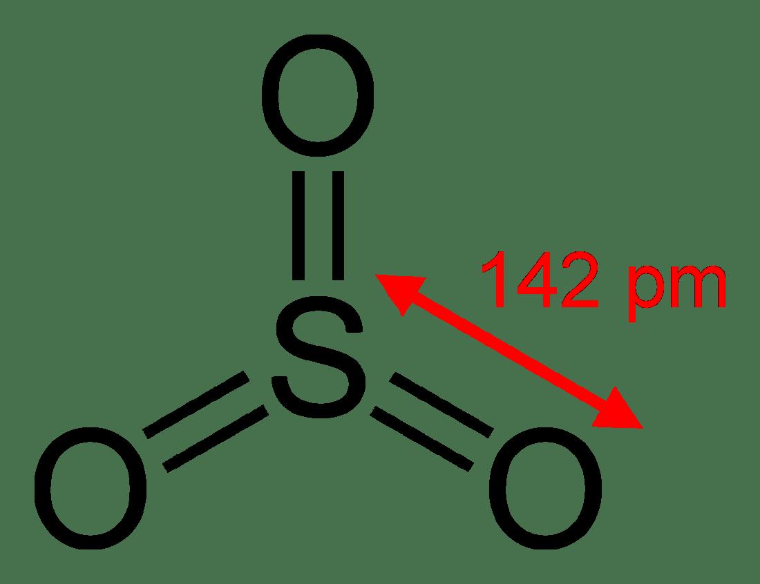 File Sulfur Trioxide 2d Dimensions