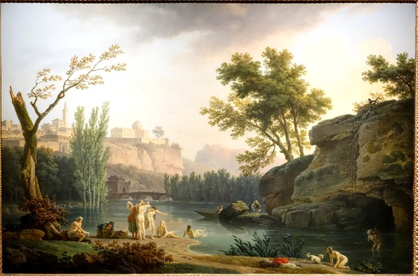 File Summer Evening Landscape In Italy View 1 Joseph