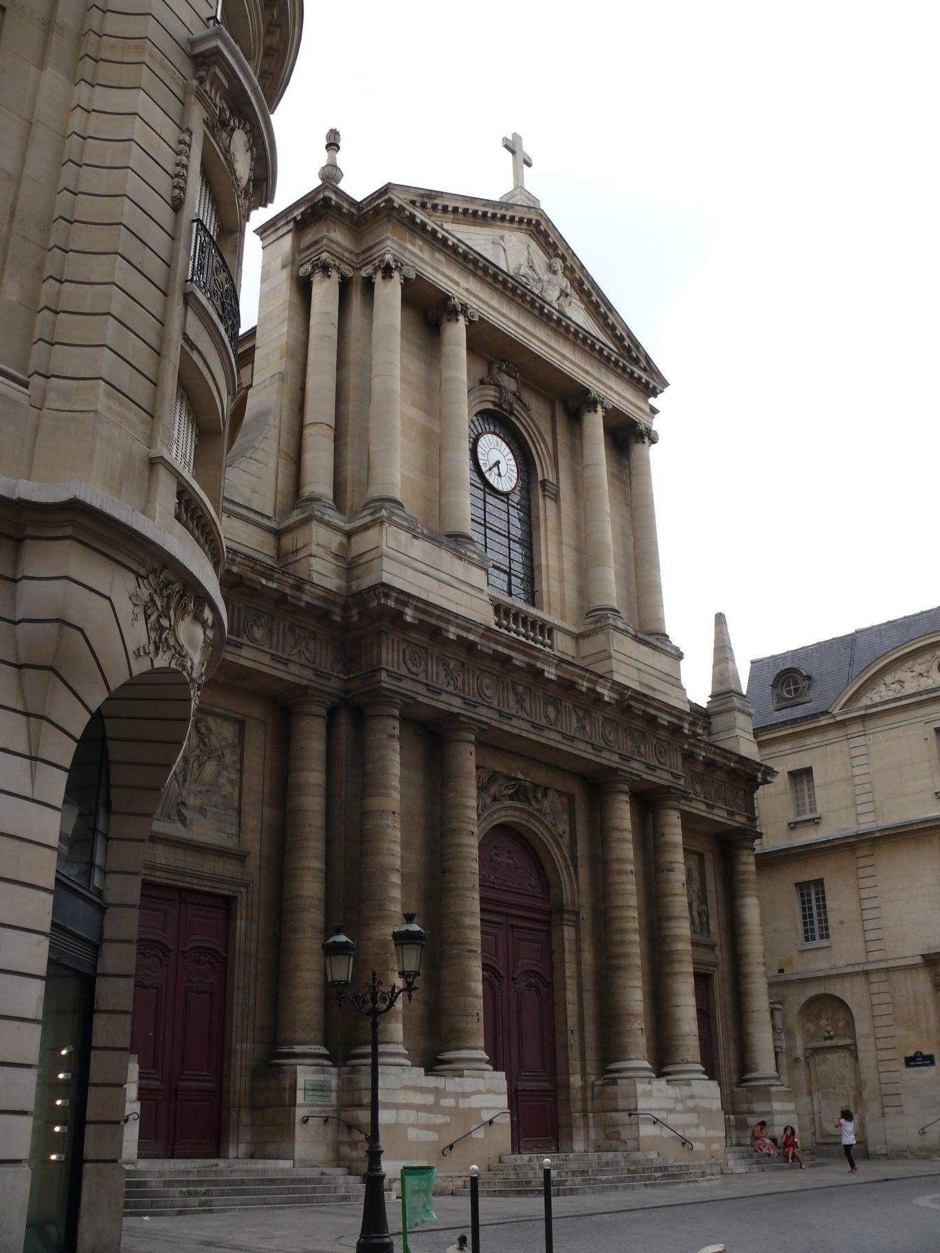 Eglise Saint Thomas D Aquin : eglise, saint, thomas, aquin, File:Église, Saint-Thomas-d'Aquin, (Paris), 5.jpg, Wikimedia, Commons