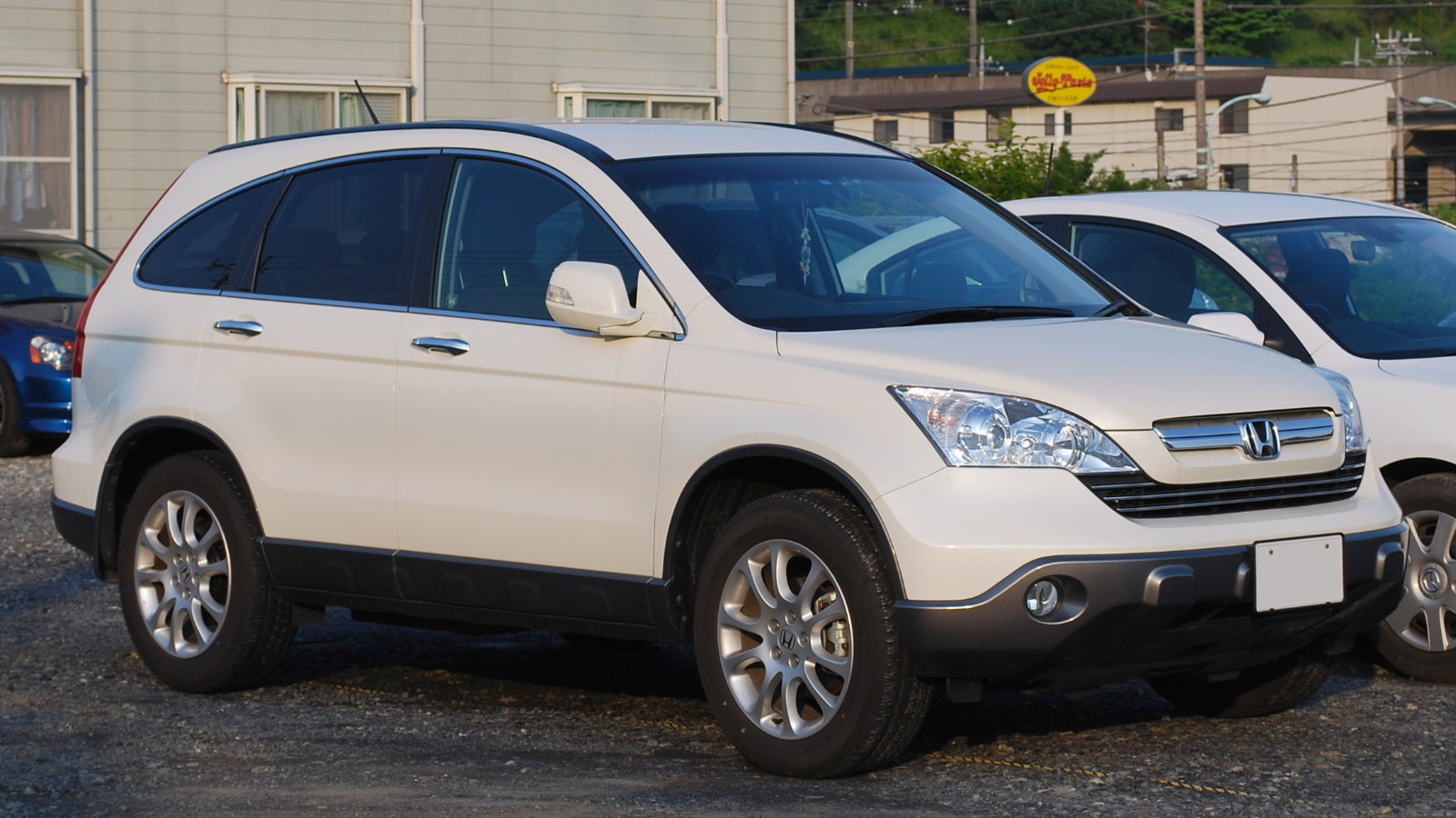 hight resolution of honda cr v third generation