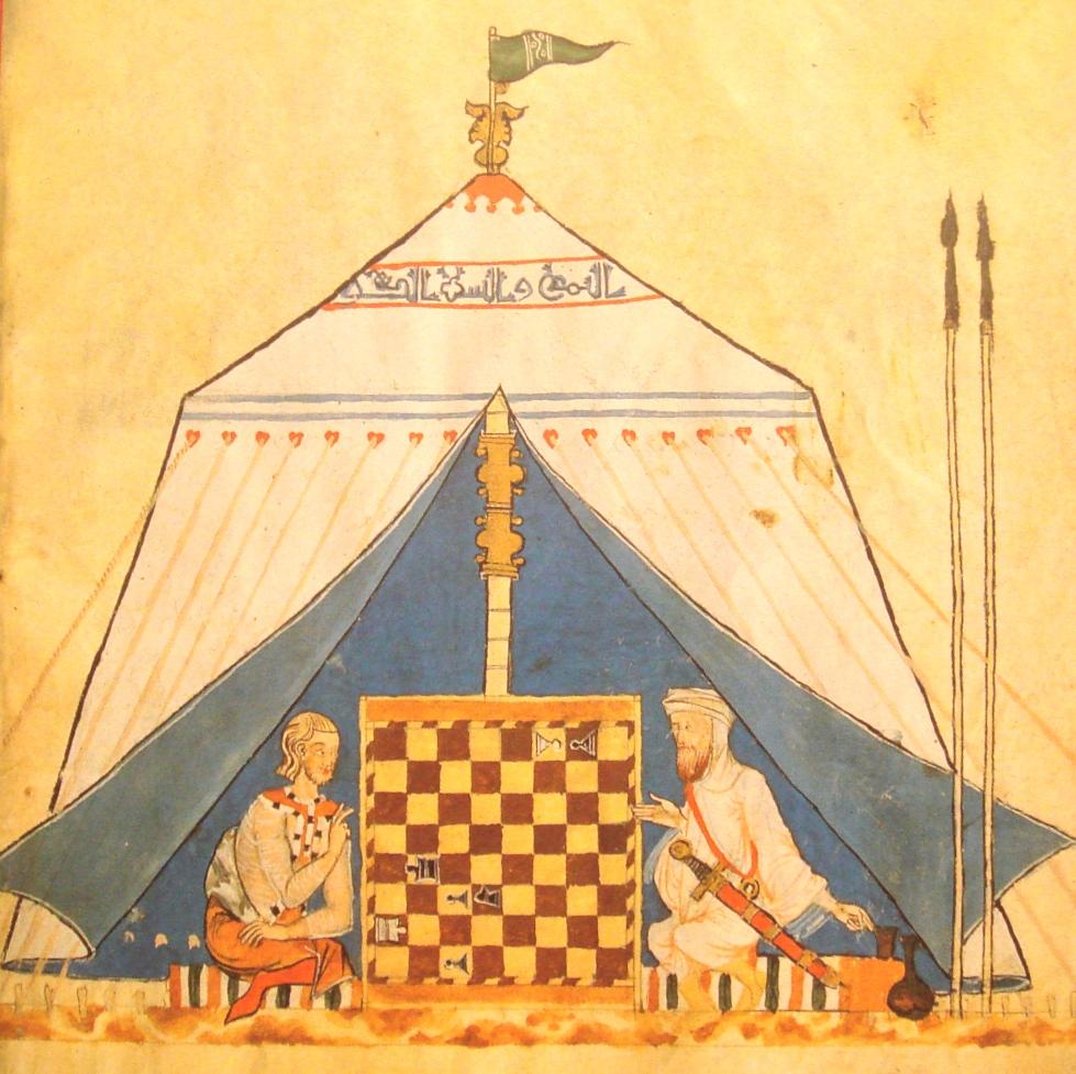 التأثير الإسلامي على أوروبا خلال العصور الوسطى ويكيبيديا