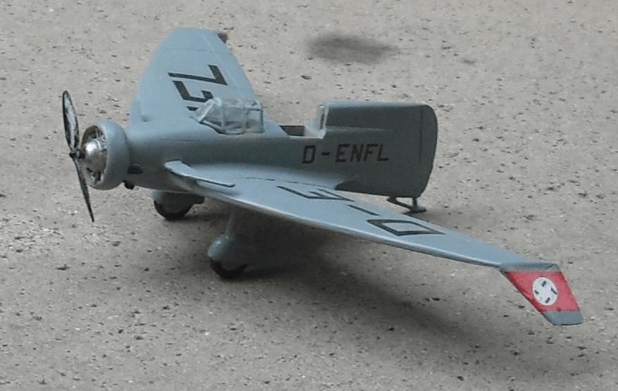 Delta 1930 Plane