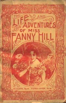 Fanny Hill 1910 cover