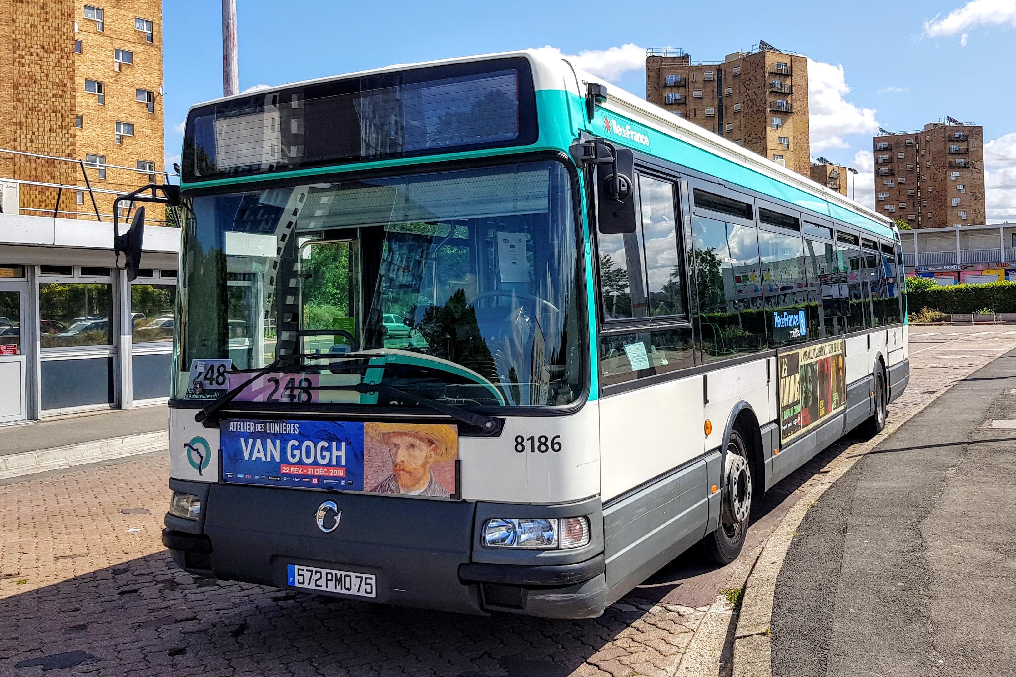Lignes De Bus Ratp De 200 à 299 Wikipédia