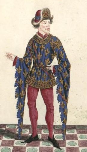English: John I, Duke of Bourbon Français : Je...