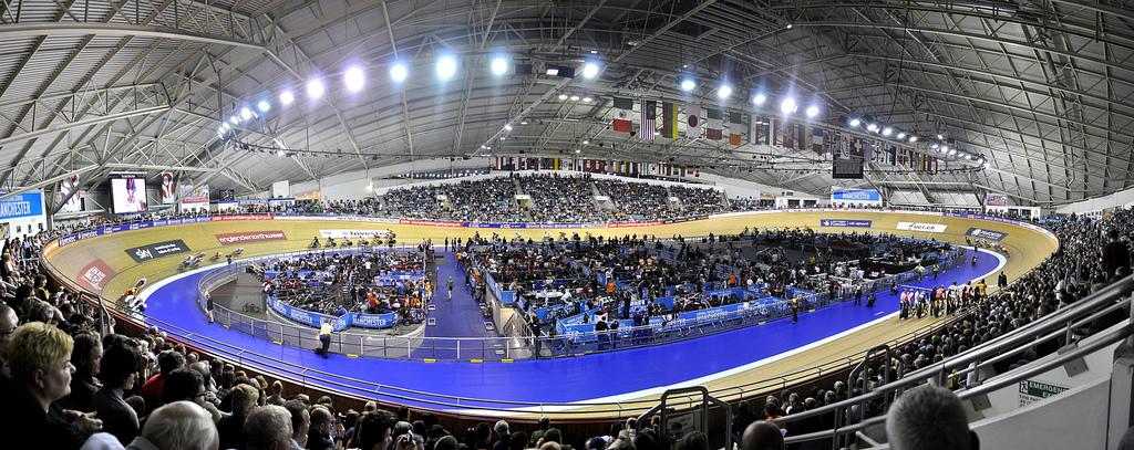 Manchester Velodrome  Wikipedia