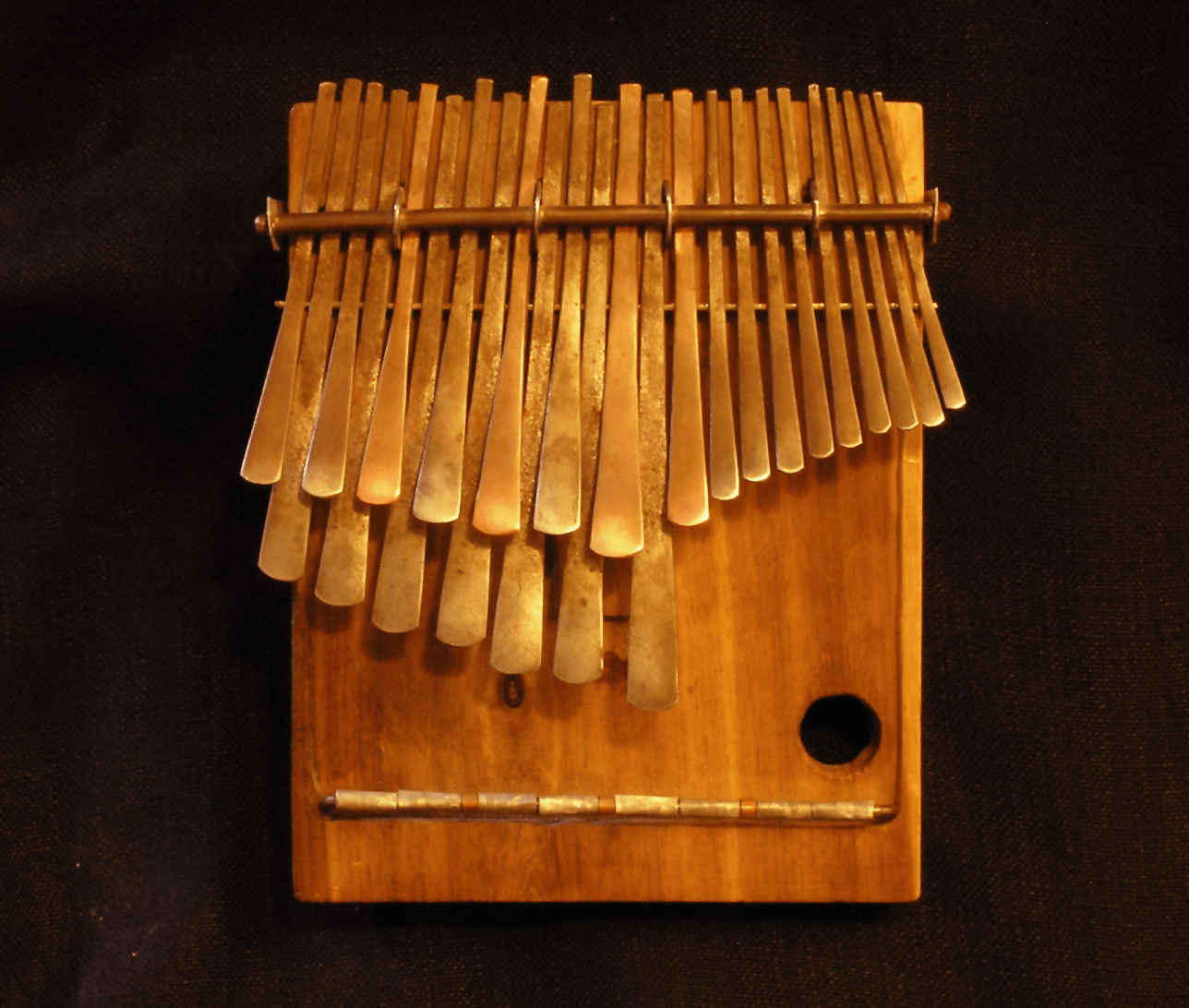Mbira by Alex Weeks