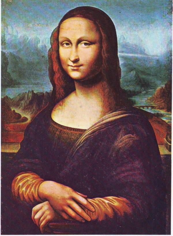 File Mona Lisa Copy Thalwil Switzerland - Wikipedia