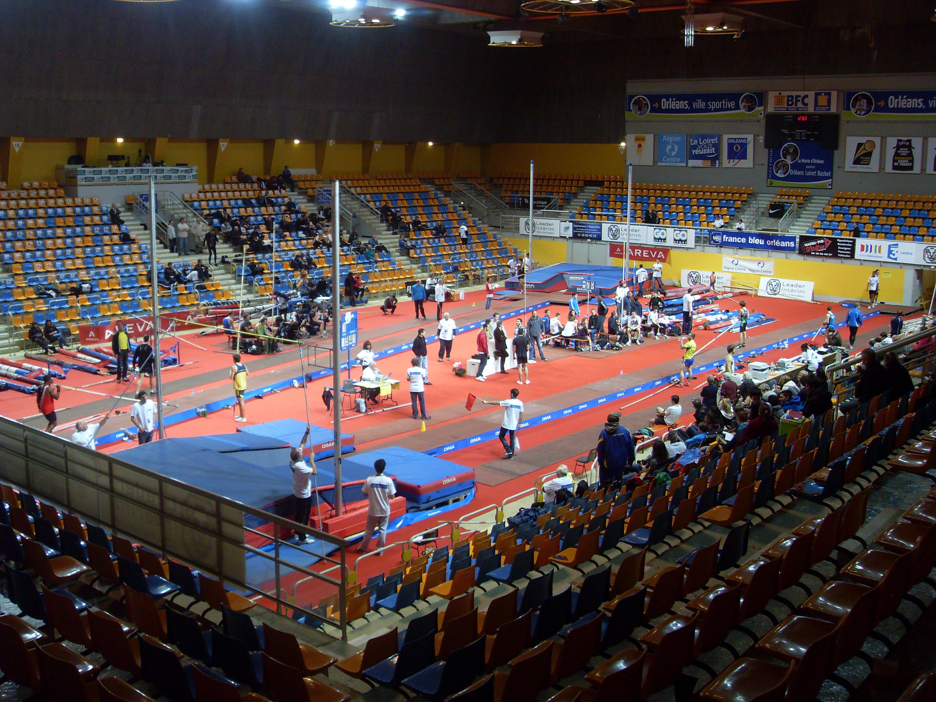 palais des sports orleans wikipedia
