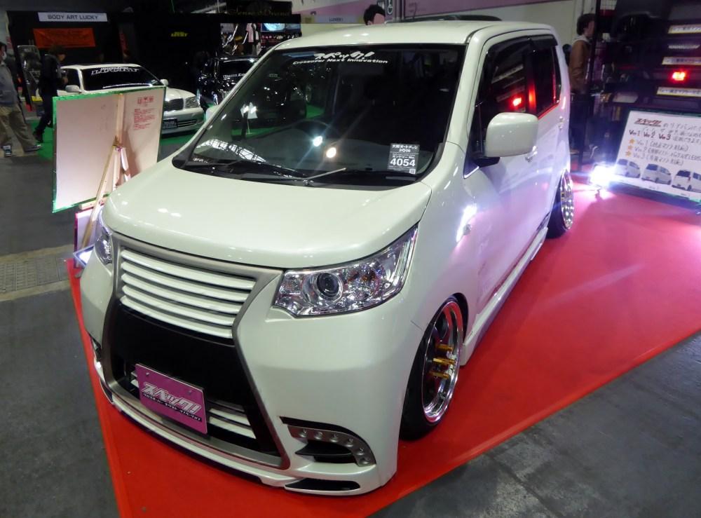 medium resolution of file osaka auto messe 2016 131 suzuki wagon r stingray x mh34s with spec s style parts jpg