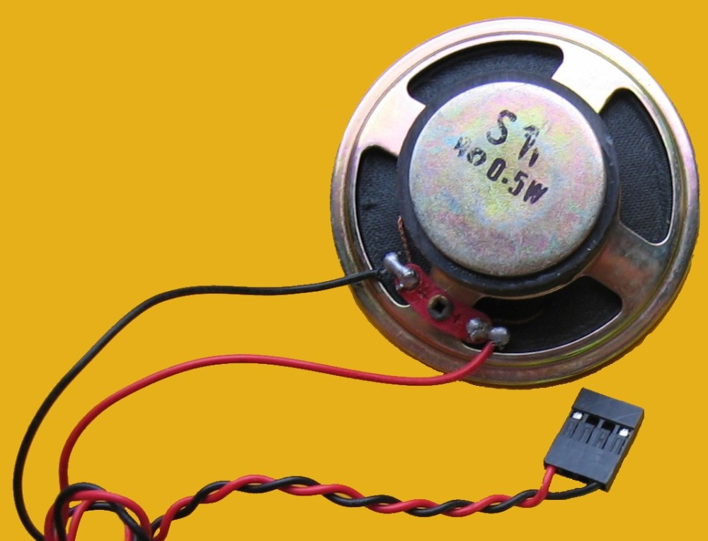 medium resolution of a normal speaker wiring