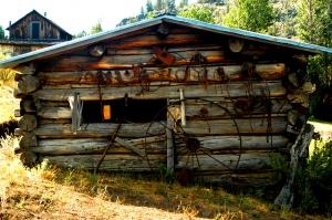 File:Riddle Ranch, Blacksmith Shop, BLM.jpg