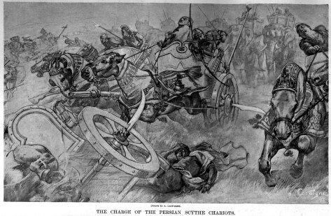 Image result for persian immortals war