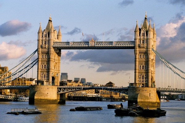 London Bridges Tower Bridge Westminster