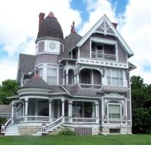 Home Queen Anne Victorian House