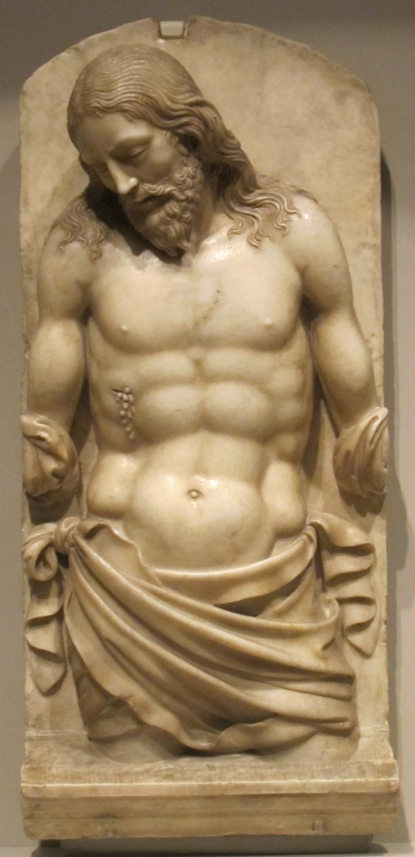 File ' Dead Christ' Attributed Cristoforo Solari