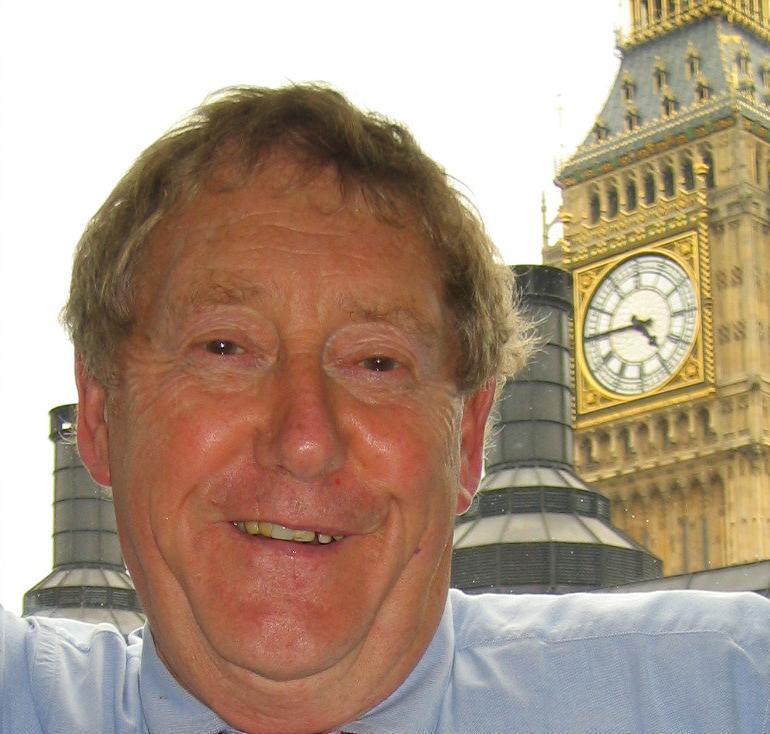 Austin Mitchell  Wikipedia