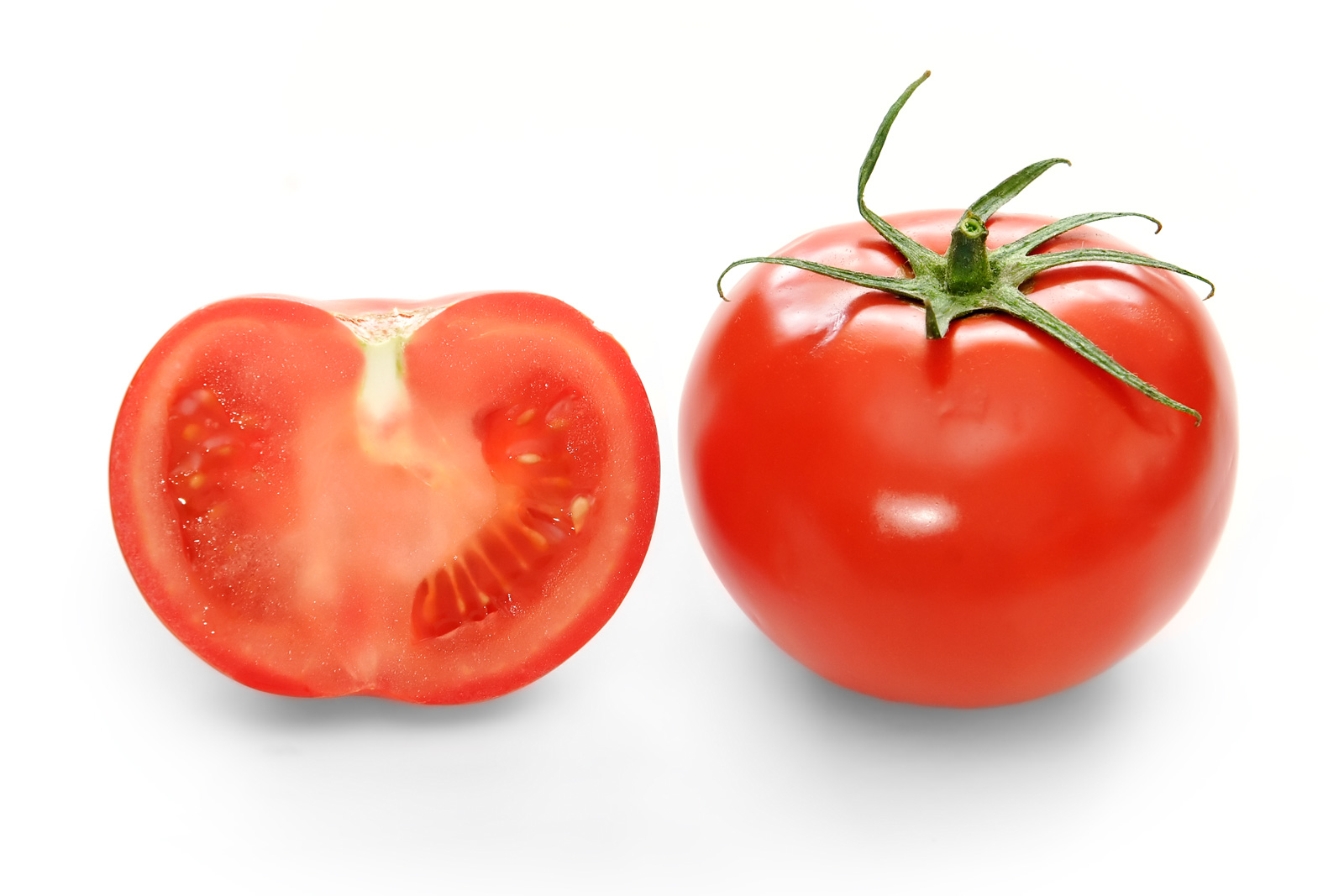 hight resolution of file bright red tomato and cross section02 jpg