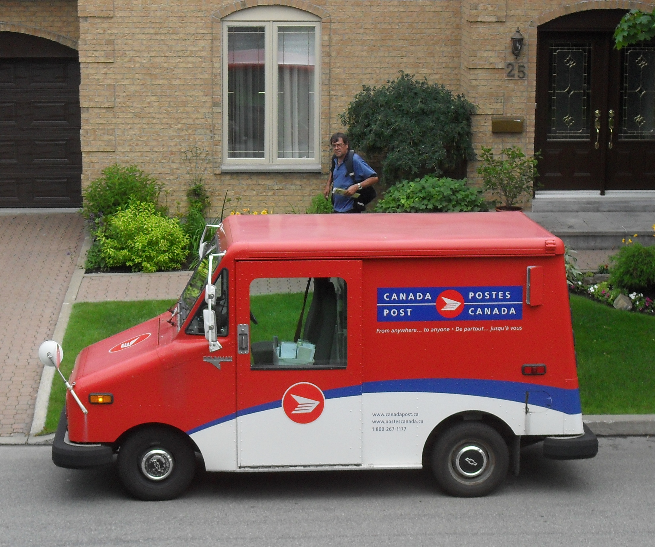 Canada Post Home Delivery to be Abandoned