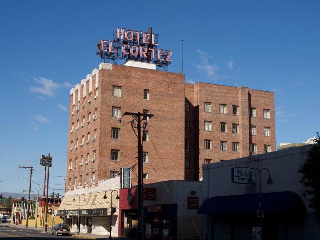 El Cortez Hotel  Wikidata