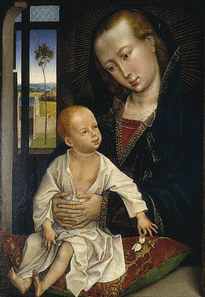 Child's tunic in period