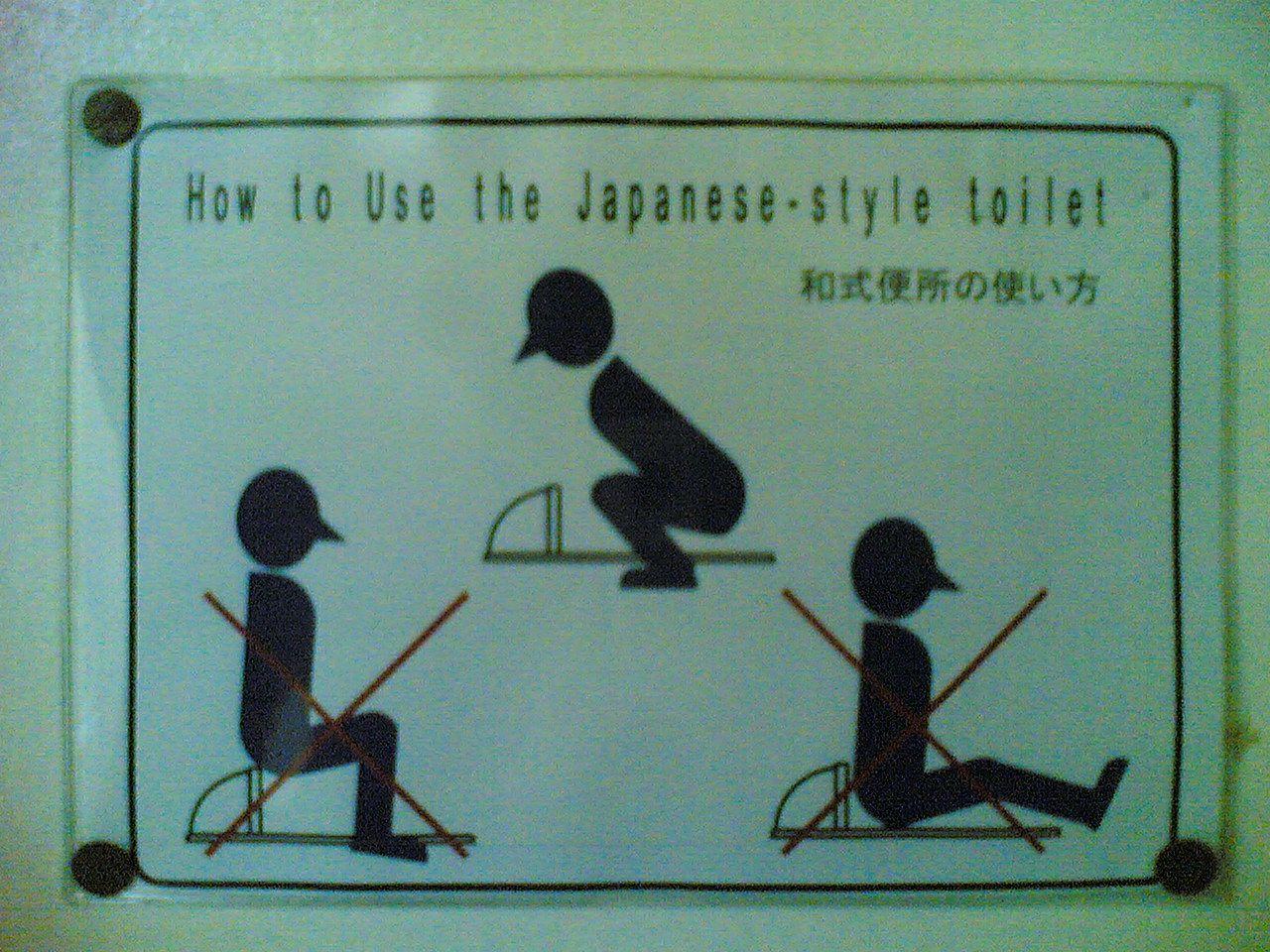 Squat toilet  Wikipedia