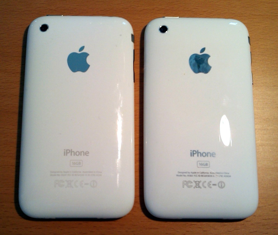 IPhone 3G and 3G S backs Apple Iphone Wallpaper Original