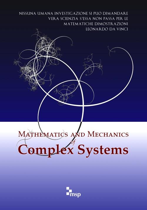 Mathematics and Mechanics of Complex Systems  Wikipedia