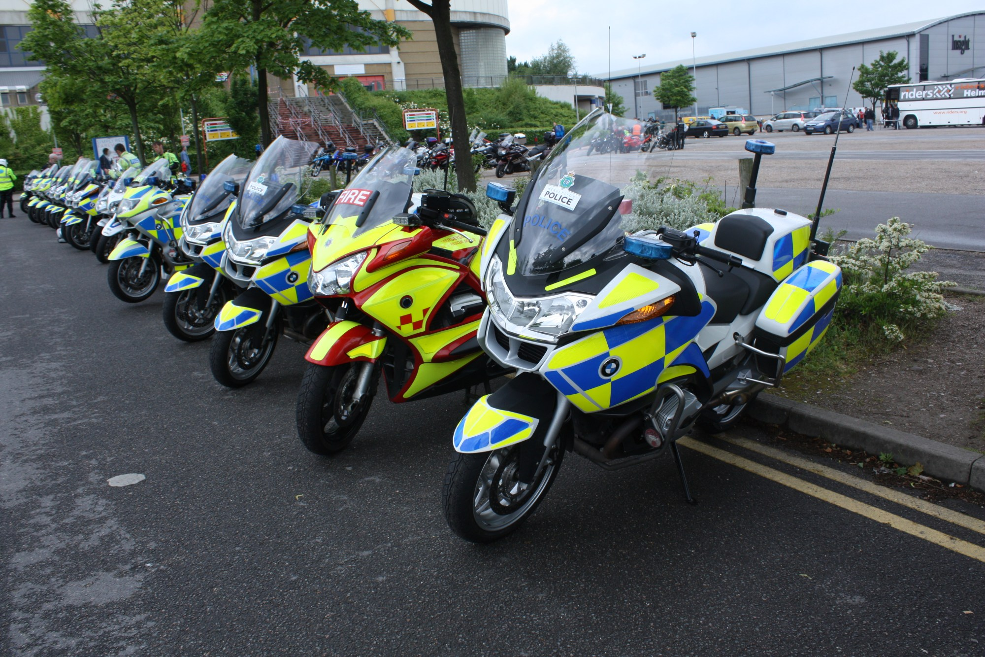 hight resolution of file merseyside police and fire motorcycles jpg