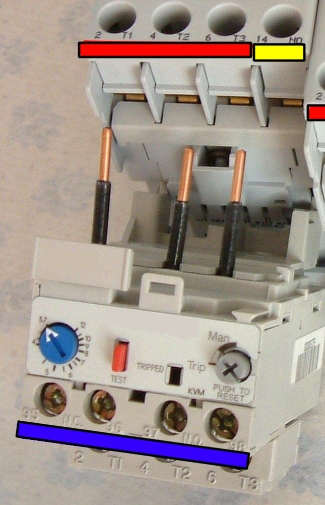 Magnetic Starter Switch Troubleshooting