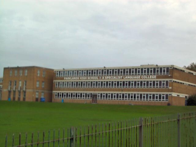 Parklands High School Chorley  Wikipedia