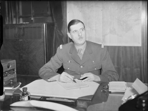 Second World War Personalities- Charles De Gaulle D1966