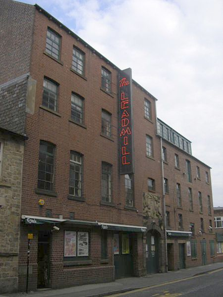 The Leadmill  Wikipedia