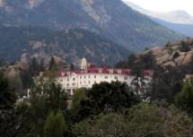 Shining Stanley Hotel Estes Park Colorado