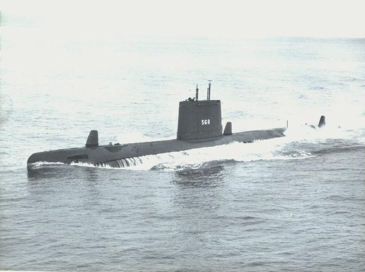 USS Harder SS568  Wikipedia