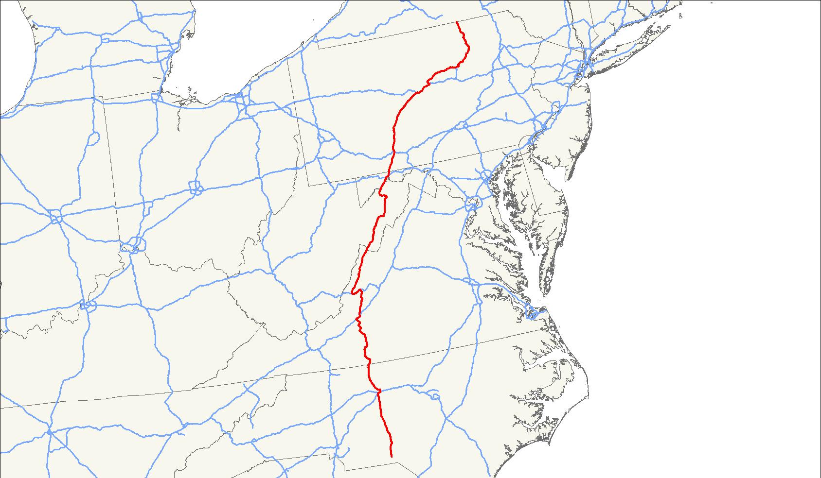 US Route 220 Wikipedia