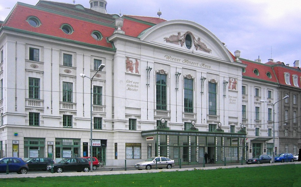 Wiener Konzerthaus  Wikipedia