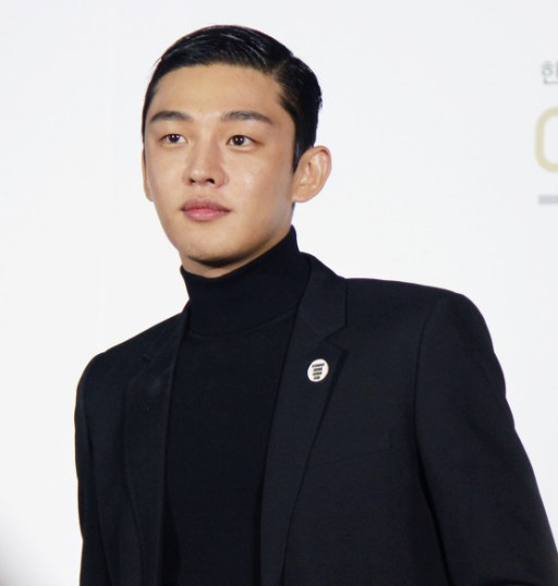 Yoo Ah-In at BIFF Open Talk