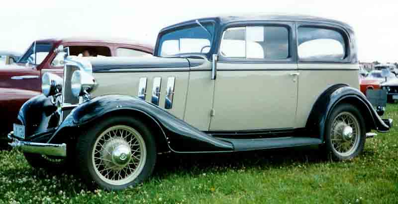 File1933 Chevrolet Coach 1933jpg  Wikimedia Commons