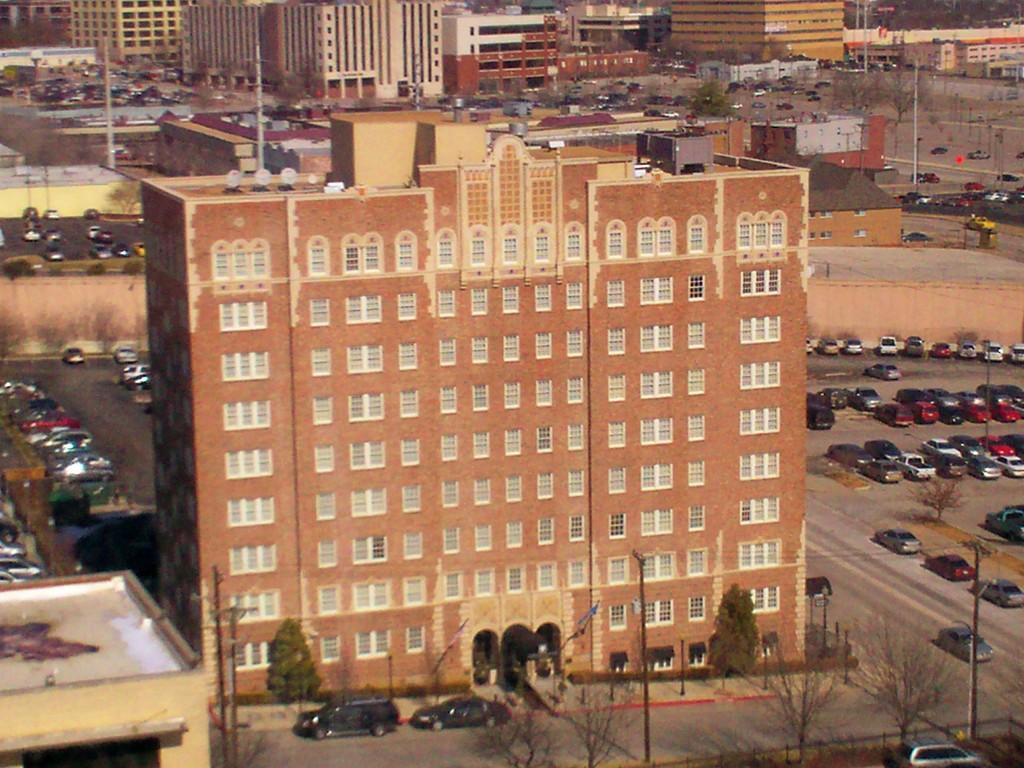 Ambassador Hotel Tulsa Oklahoma Wikipedia