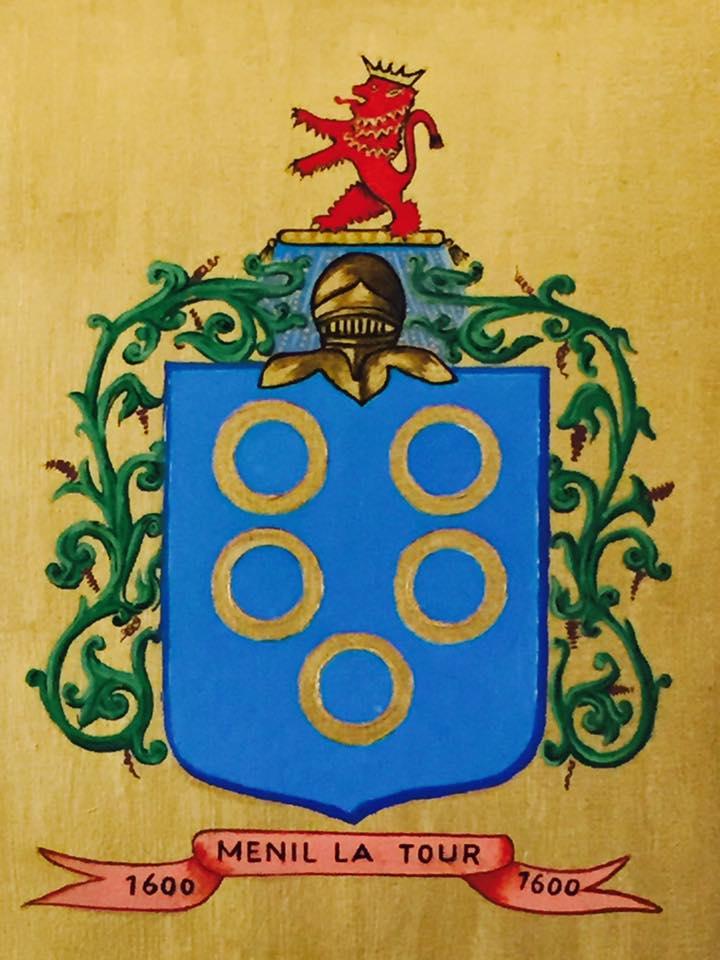 Noble Famille En 5 Lettres : noble, famille, lettres, Famille, Sartz, Vigneulles, Wikipédia