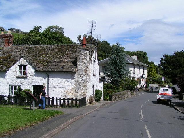 Clyro Village