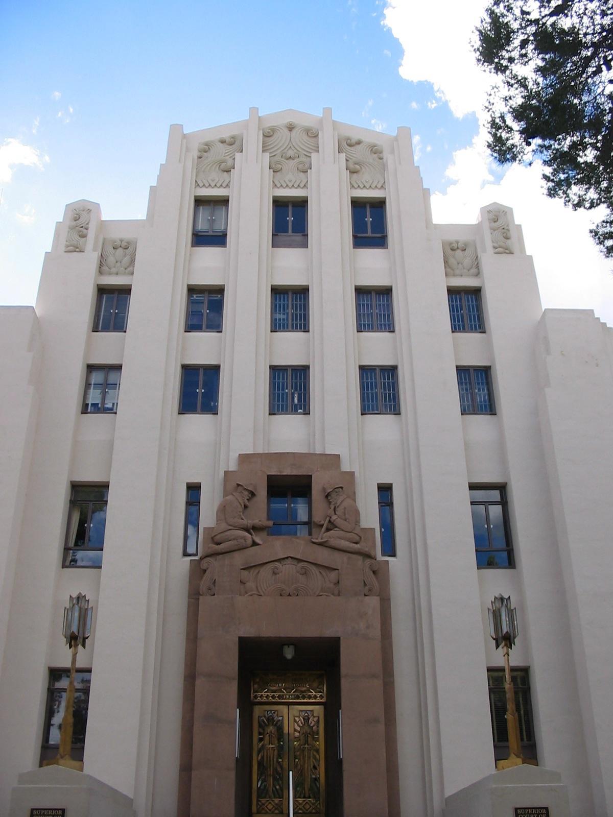 FileCochise County courthouse Bisbee Arizonajpg