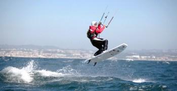 [Jose Manuel Aguilera Rioboo]: Kite jumping
